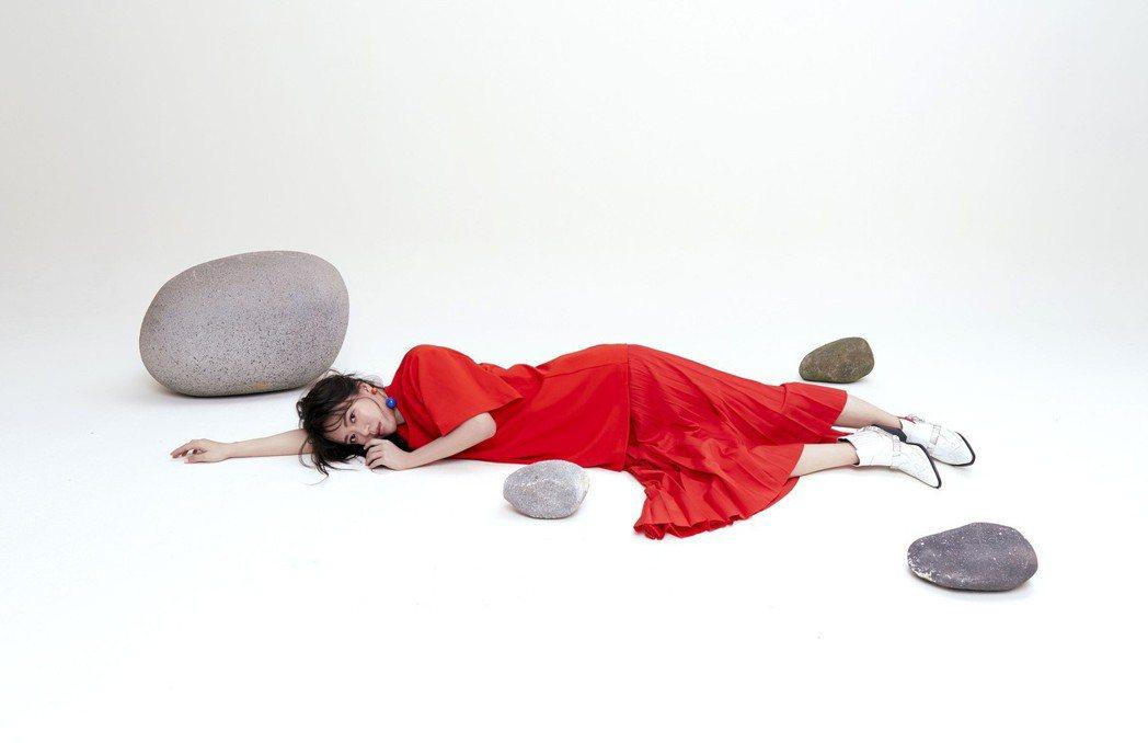 郭修彧推出第2張創作專輯「盲點」。圖/妮樂佛提供