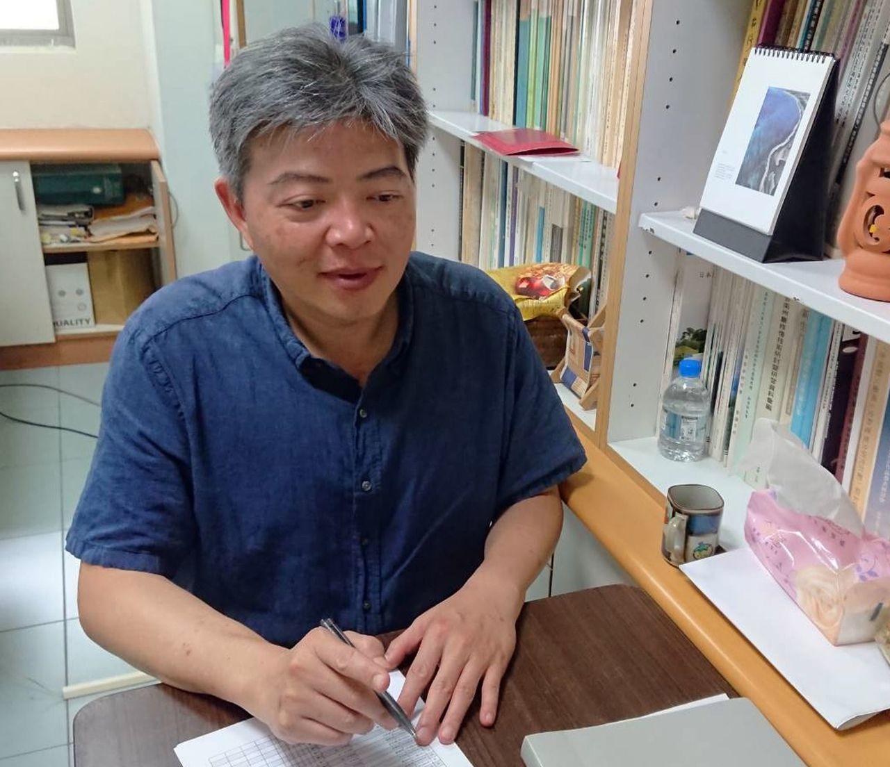 樹德科大室設系助理教授楊博淵認為,為防範準古蹟遭突襲式毀壞,建議進入判定作業程序...