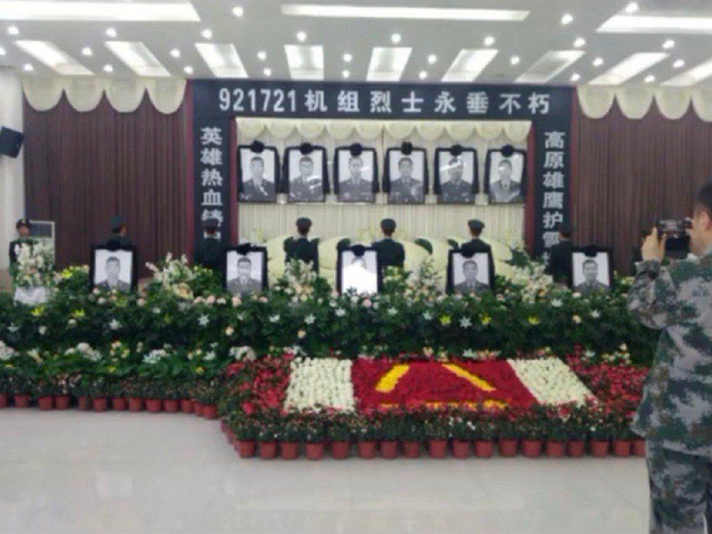 中共再傳軍機墜毀 機上6人全數罹難