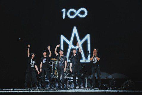 五月天第三部演唱會電影「五月天人生無限公司」24日上映,在全台85家戲院開了近600場次,同時也在大陸、香港、新加坡、馬來西亞、澳洲等各城市劇院舉辦超過20萬場,透過演唱會電影再次重溫演唱會時的悸動...