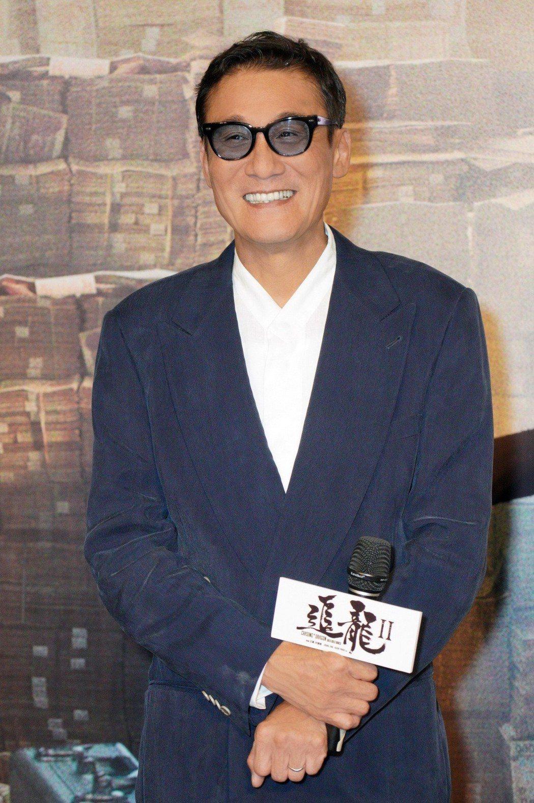 「追龍II賊王」預計6月12日上映。圖/拍攝自網路