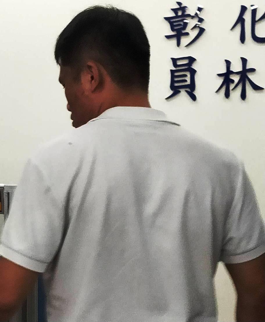 蕭姓男子從國外郵購大麻被法院判刑確定,被台北地檢署通緝後躲回彰化縣,今天被員林警...