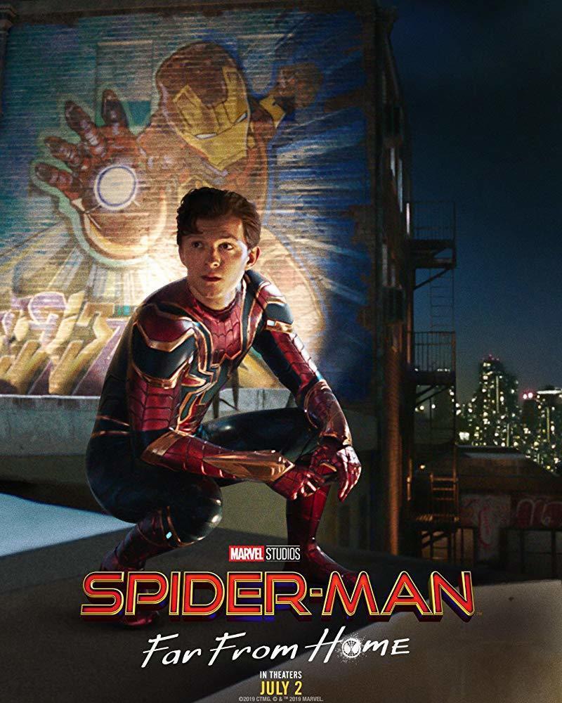 湯姆霍蘭德在「蜘蛛人:離家日」有更多精采好戲。圖/摘自imdb