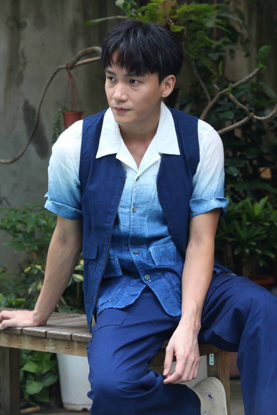 「噬罪者」曹晏豪。記者林俊良/攝影
