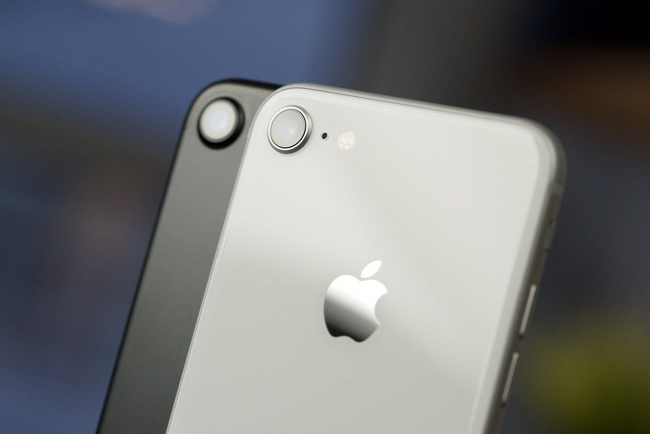 傳聞iPhone SE 2將延續iPhone 8的規格設計。photo cred...