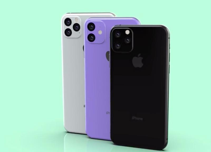 據傳蘋果確定會推出超廣角鏡頭,這表示iPhone的三鏡頭時代將於今年正式來臨。photo credit:  YouTube: EverythingApplePro