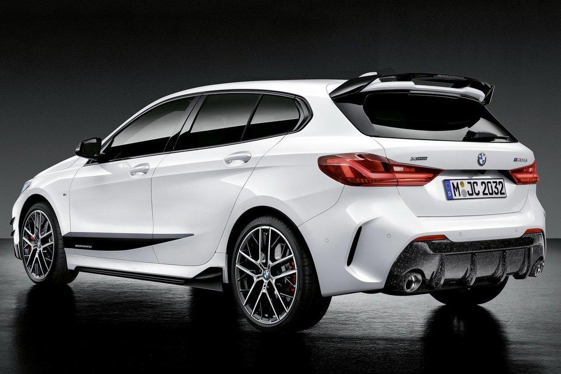 沒有後驅沒關係 專屬M Performance套件讓新世代BMW 1 Series變身小霸王!