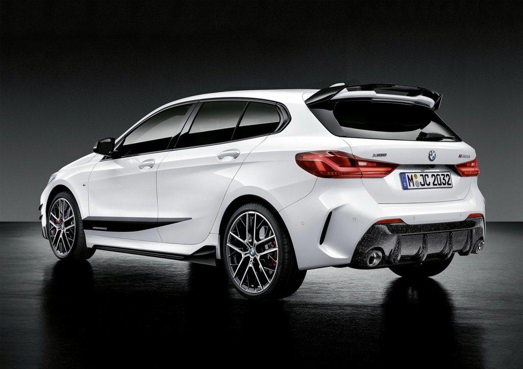 新世代BMW 1 Series預計在今年九月底就會正式上市。 摘自BMW