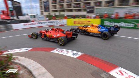 F1/精彩有餘 刺激不足的摩納哥大獎賽 !Hamilton:冠軍獻給Niki Lauda!