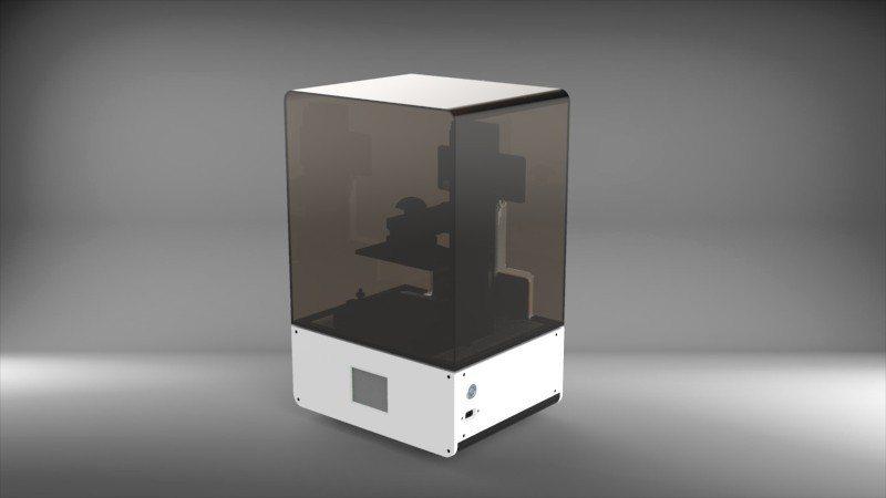 昊爾科技近推出3D列印設備,不僅機台小,成品表面極光滑,話題性十足. 業者/提供