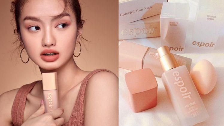 圖/ig@espoir_makeup,Beauty美人圈提供