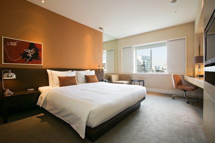 台北國賓飯店推出米其林級一泊二食專案,最低8,888元起。圖/台北國賓飯店提供