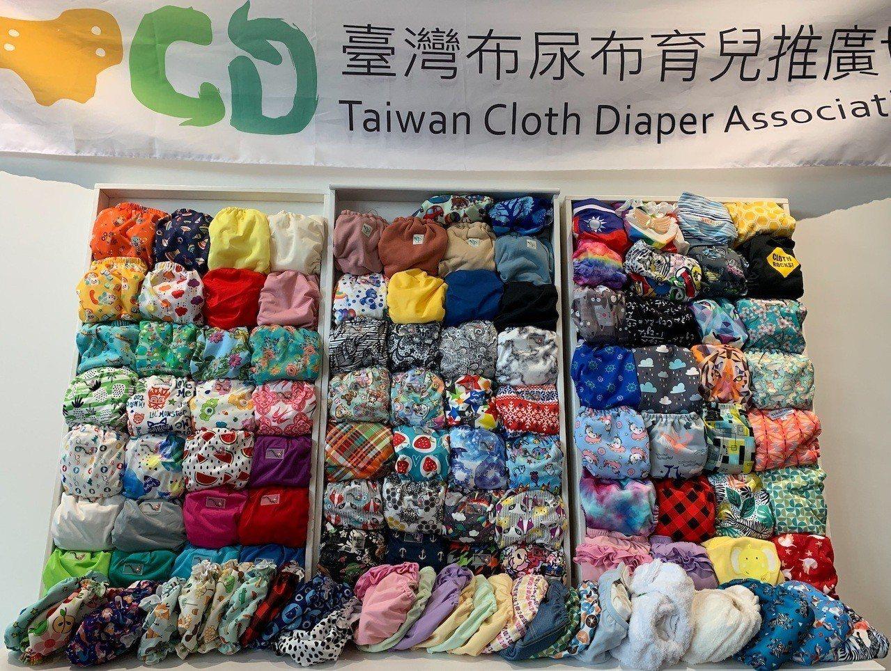台灣布尿布協會28日發起成立,已累積了上萬名媽媽加入,給寶寶更環保、更舒適的選擇...