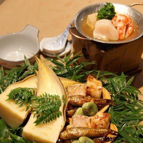 獲得米其林三星最高榮耀的ひじかた,提供有兼具創意與傳統的日式料理。圖/取自𡈽方粉...