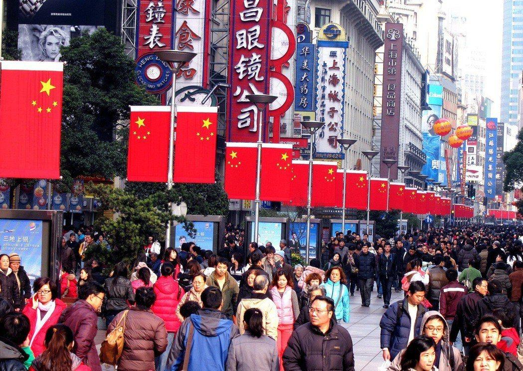 中國景氣放緩是全球經濟惡夢。  新華社