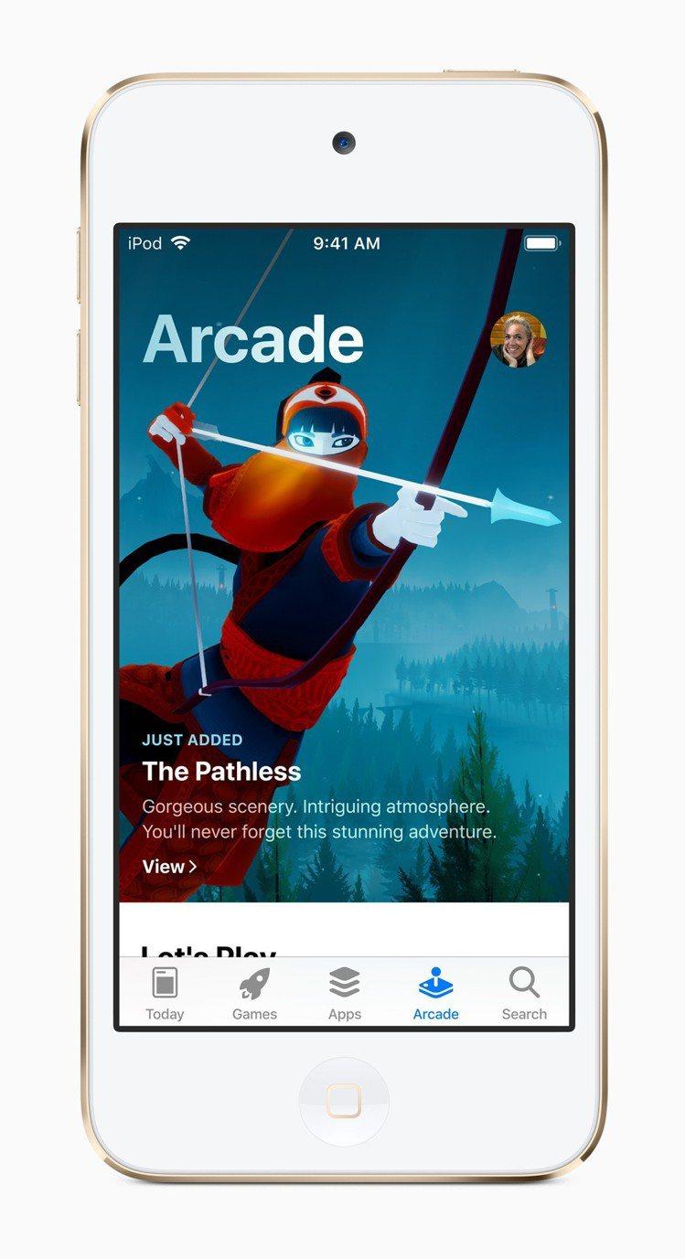 新款iPod Touch具備A10 Fusion晶片,正好迎接即將在今年秋天正式...