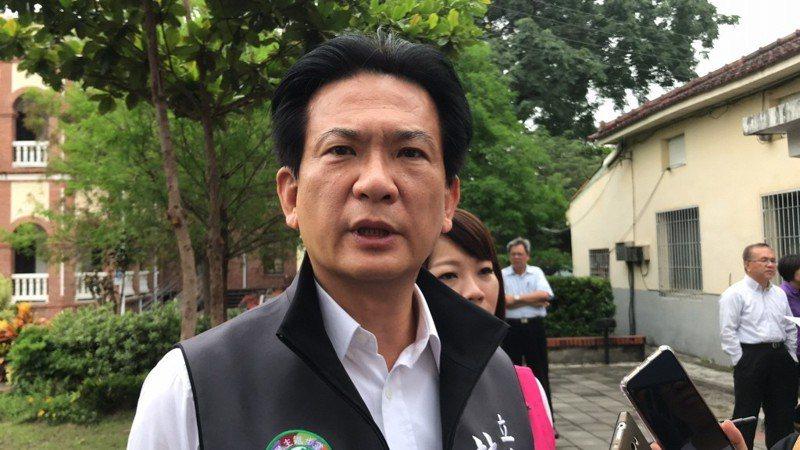 民進黨立委林俊憲。 聯合報系資料照片/記者鄭維真攝影