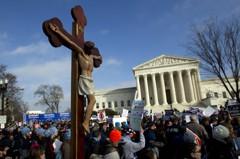 美國聯邦最高法院一個裁定 挺墮胎、反墮胎兩種解讀