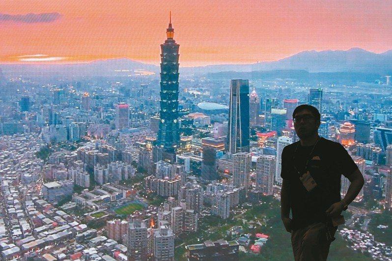 「2019年世界競爭力」排名,評比國家63個,台灣排16,去年排17,進步一名。中國大陸降一名,去年13,今年排14。 記者胡經周/攝影