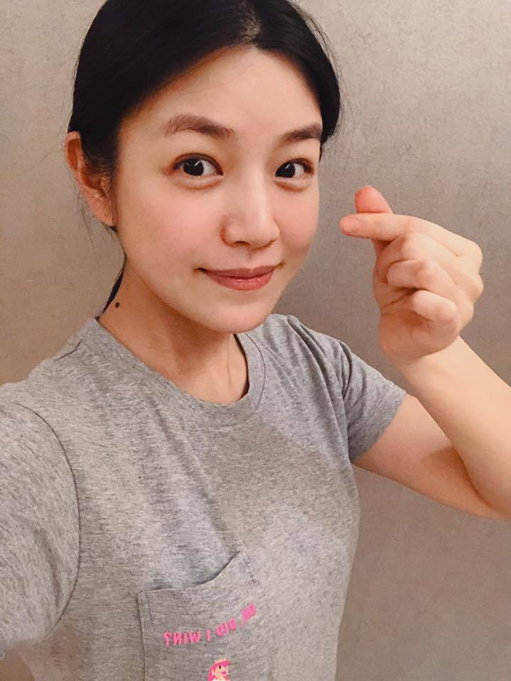 圖/擷自陳妍希臉書