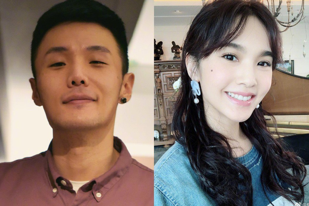 李榮浩與楊丞琳常放閃。圖/擷自weibo。