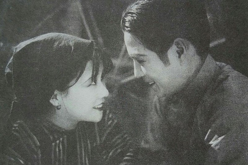 阮玲玉主演《桃花泣血記》,1931年。 圖/維基共享