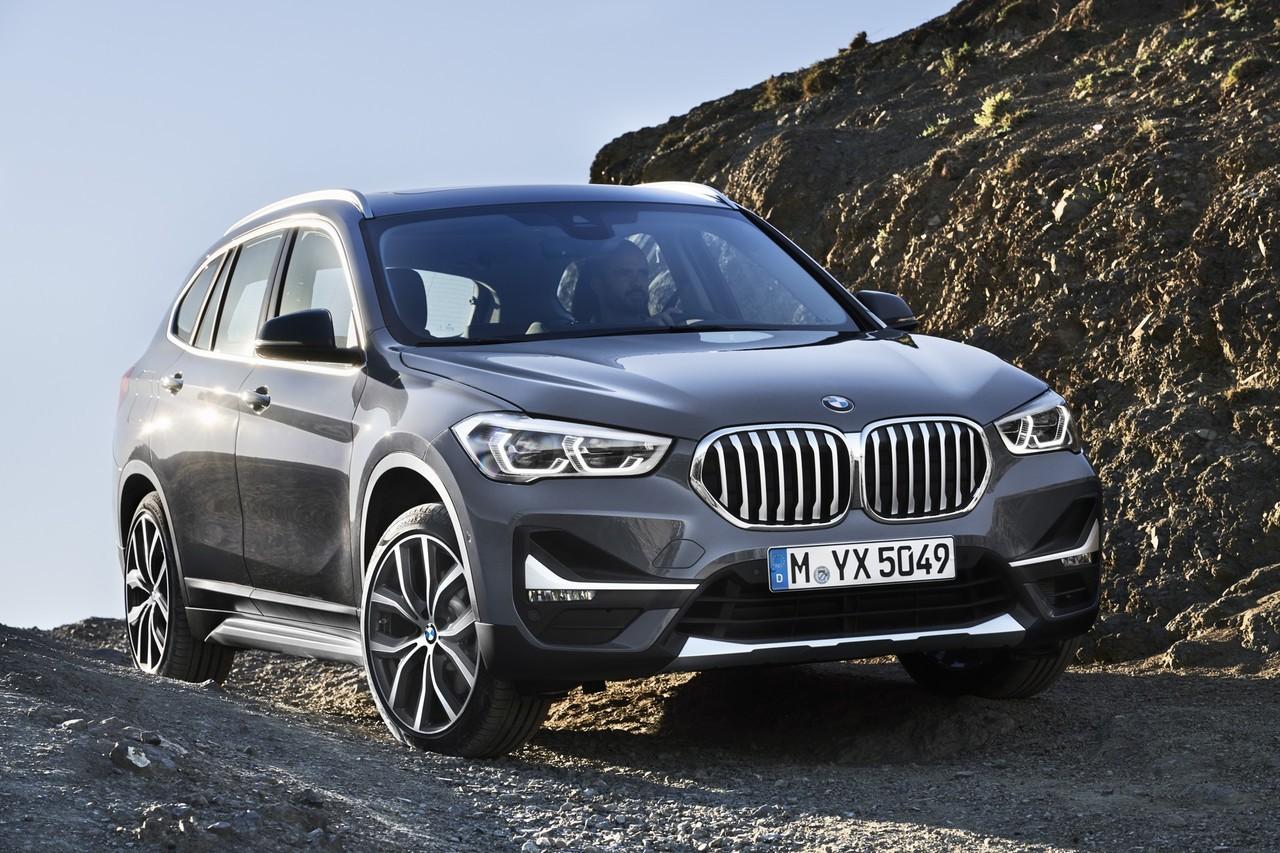 換上大鼻孔、新增電能動力 BMW X1 LCI中期改款突擊登場!