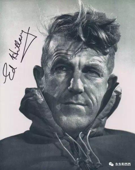 登山家艾德蒙·希拉里