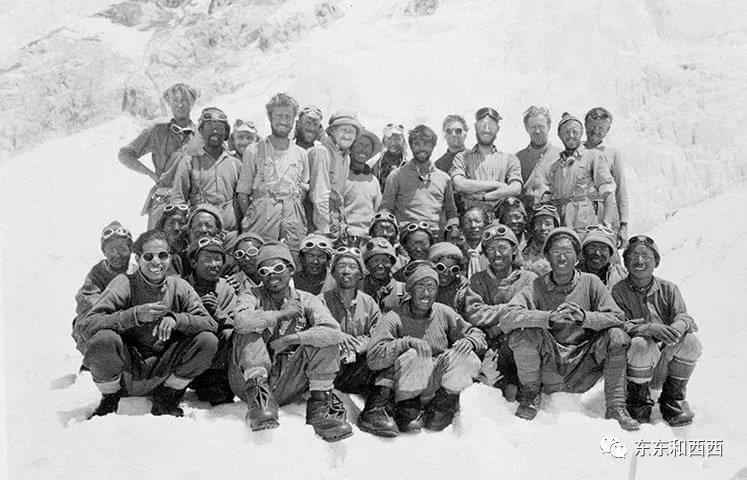 1953年英國登山隊