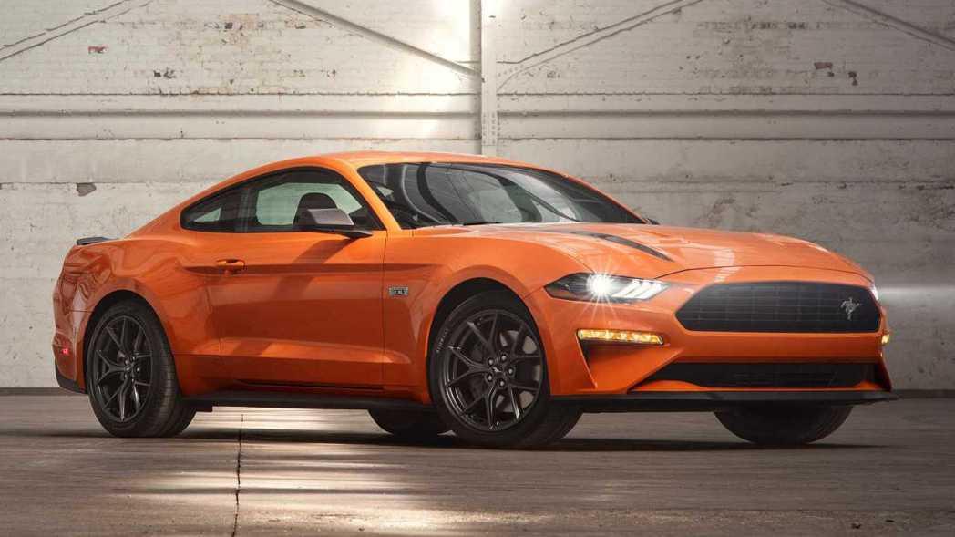 2.3 EcoBoost Mustang也有性能套件能升級。 摘自Ford