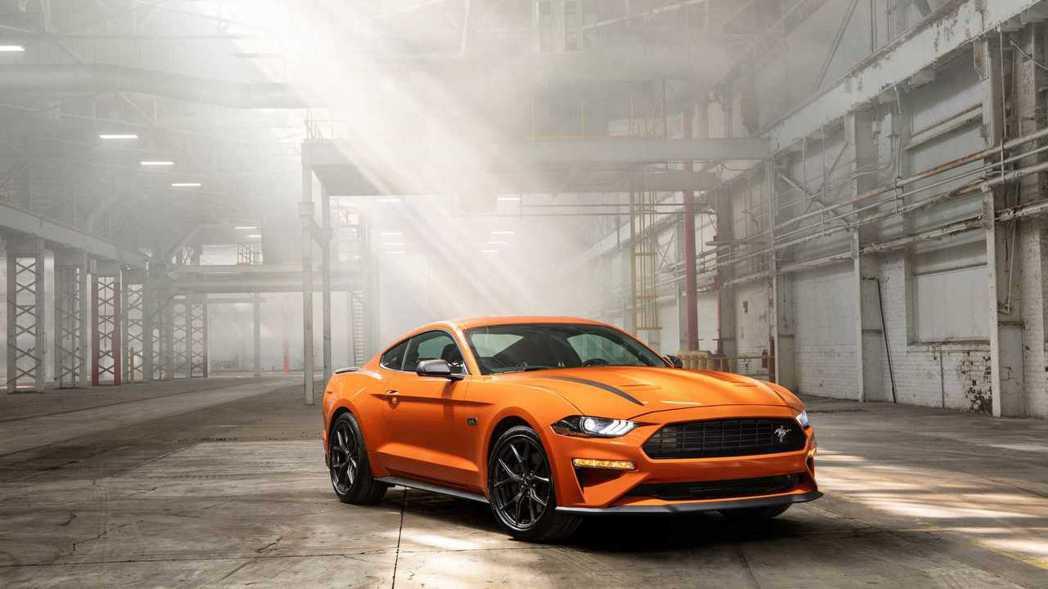 雖然帳面上只有提升20匹馬力,但扭距輸出則是變廣40%。 摘自Ford