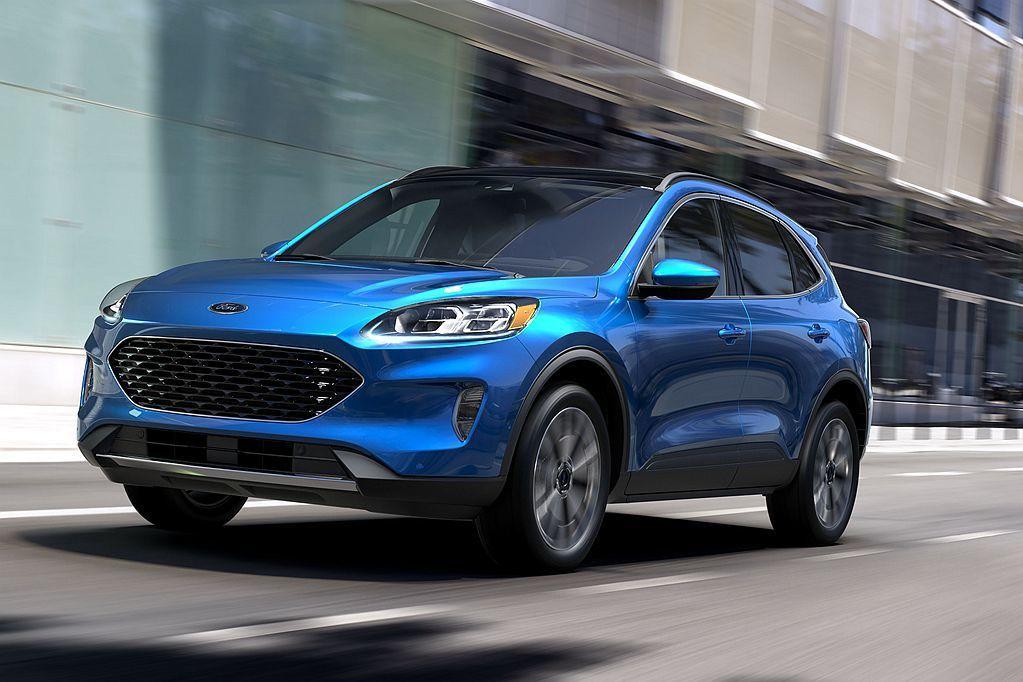 一如預期大改款Ford Escape/Kuga售價略漲,但配備更好!