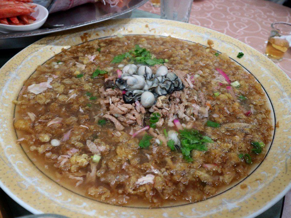 圖/西魯肉海鮮羹。
