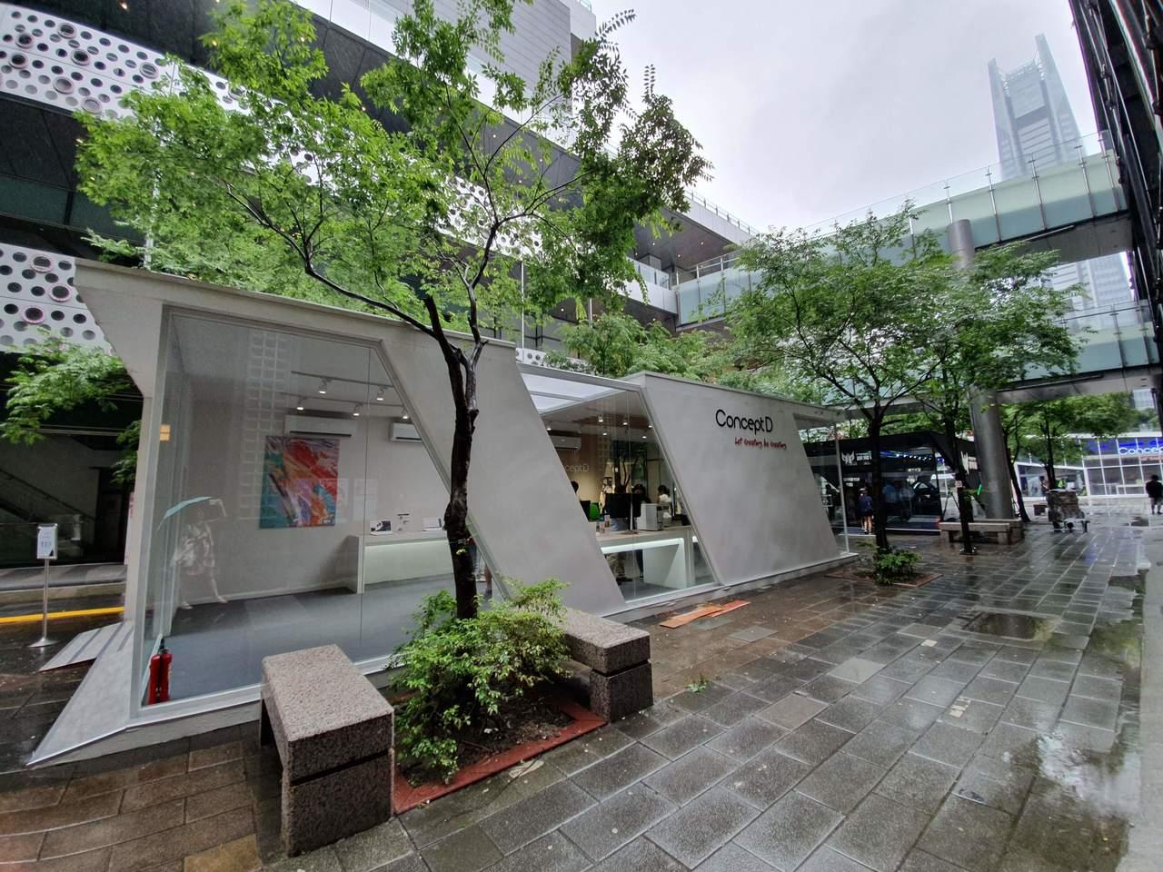 宏碁也正式在台亮相全新專為創作者打造的品牌「ConceptD」系列新品。記者黃筱...