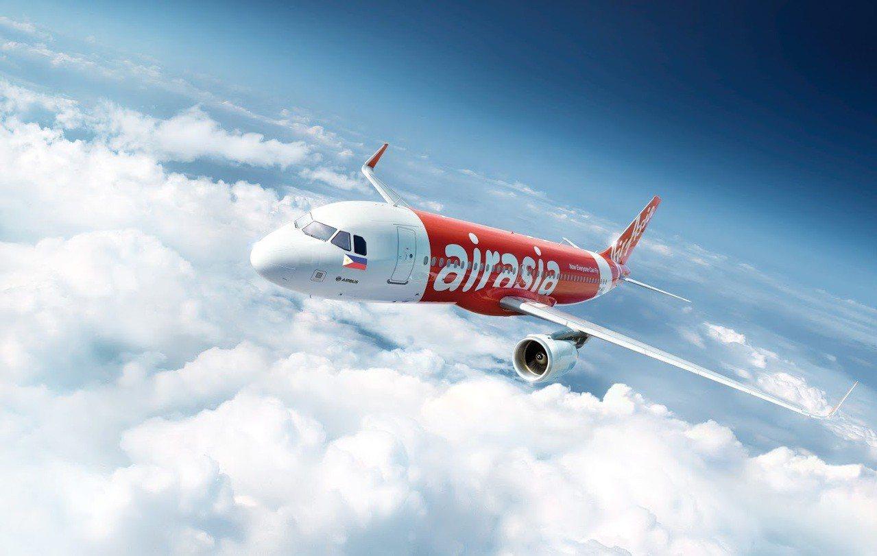 AirAsia推出高雄飛克拉克航線,預計8月1日開航,即日起推出單程未稅488元...