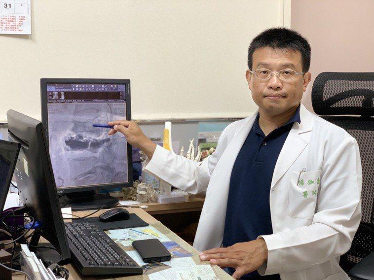「活力得中山脊椎外科醫院」楊椒喬院長提醒,骨質疏鬆症患者千萬別輕忽,除易失能之外...