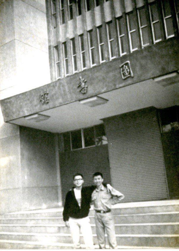 竹中圖書館整建 重現45年前人龍傳書奇景   聯合新聞網