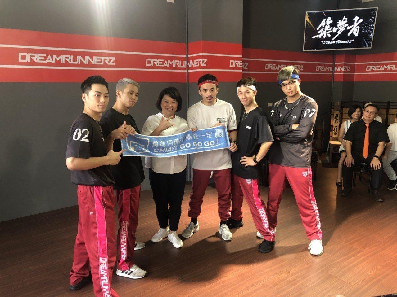 築夢者舞團將代表台灣參加歐洲街舞比賽。記者李承穎/攝影