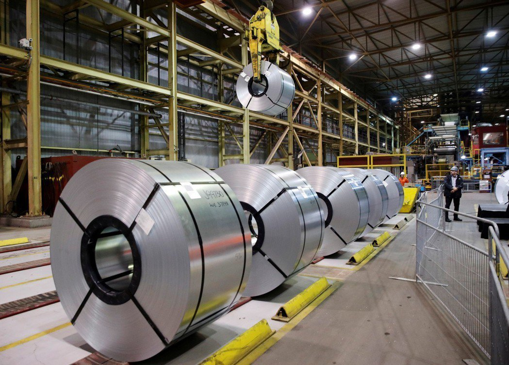 阿賽洛米塔爾29日宣布歐洲工廠減產。   路透