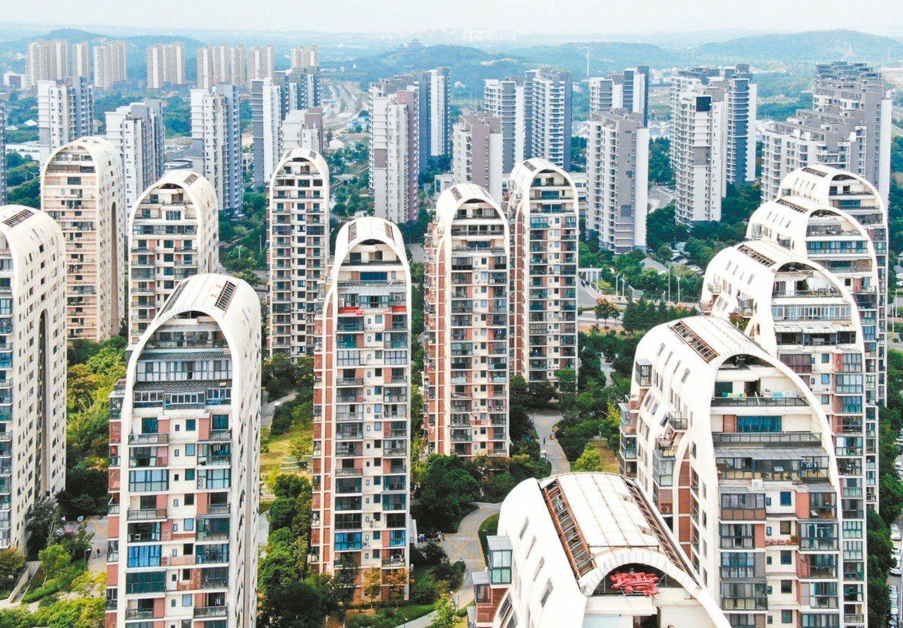 蘇州市房地產調控政策升級,因城施策控制房價。 (中新社)