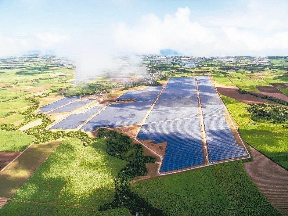 韋能能源在菲律賓的太陽能案場,設置容量為133MW,是目前韋能能源在亞太地區最大...