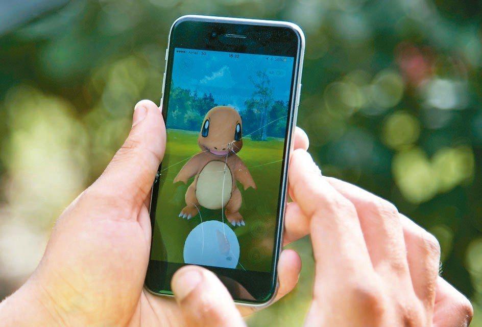 寶可夢公司推出新手遊「Pokémon Sleep」,讓玩家能夠邊睡邊玩。 美聯社
