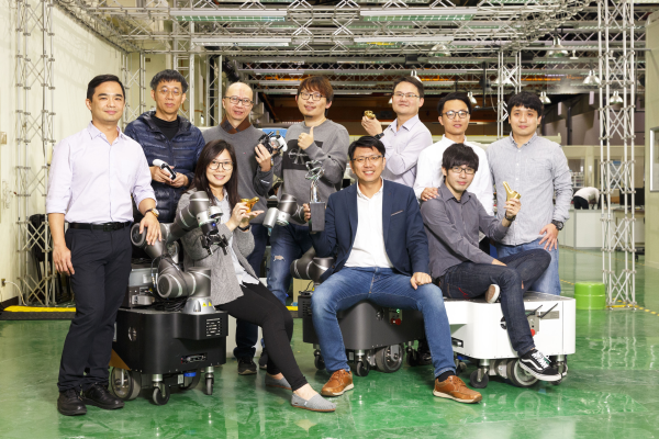 工研院協助彰化水五金產業建製CPS機器人研磨拋光技術,協助產業成功打開工業4.0...
