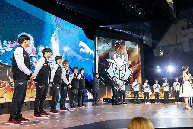 MSI 4強賽畫面/圖:LoL Esports Flickr