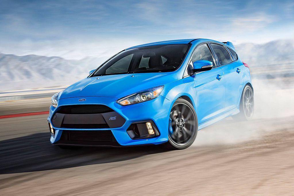 就算是橫置引擎搭配四驅系統,但Ford Focus RS獨特的Drift Mod...