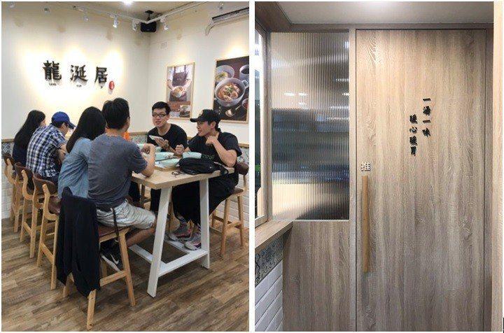 龍涎居2.0二代店,首度於大安區永康商圈開幕。 龍涎居/提供