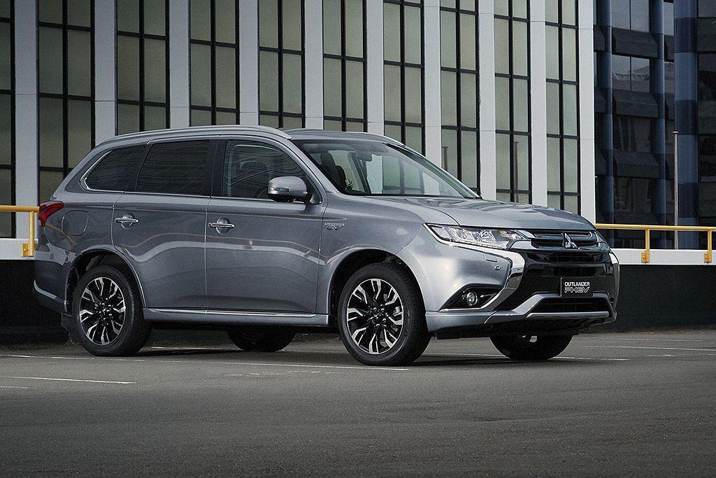三菱汽車未來將重組SUV銷售陣容,主要讓Outlander、Outlander ...