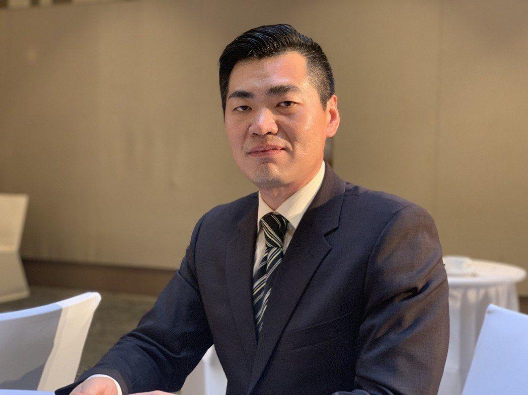 海威科技總顧問吳阮弘表示,首波推出創新的「科技+資本」新概念「雲端土地」,以區塊...