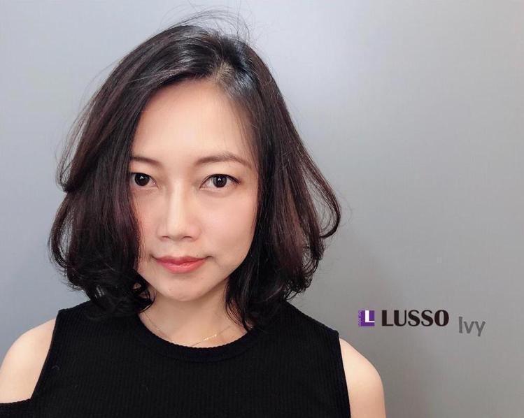 髮型創作/Lusso 中山店 / Lusso Ivy。圖/StyleMap提供