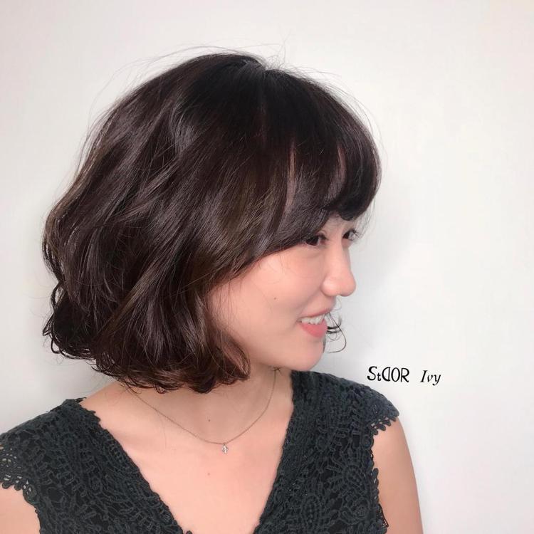 髮型創作/STDOR Hair / StDOR Ivy。圖/StyleMap提供